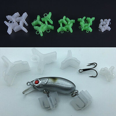 1box durable fishing hooks protectors covers case bonnets caps protecto anMVDE