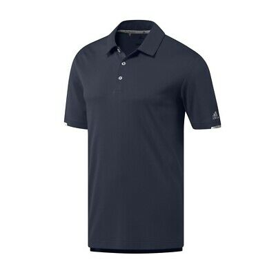 2018 Adidas Climachill Solid Polo Mens Golf Shirt Multiple Color/Sizes