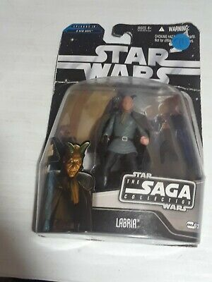 Star Wars Saga Collection Episode IV a new hope labria 073