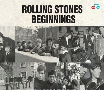 The Rolling Stones Beginnings  2 Cd Neu
