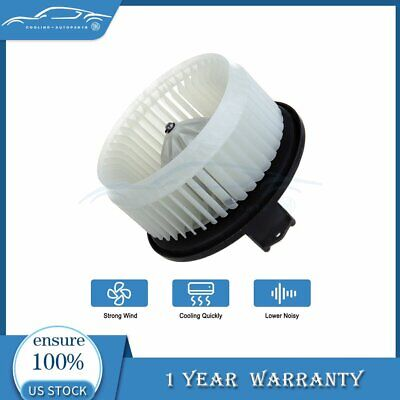 For Honda Acura Civic Integra CL Heater A//C Blower Motor ABS plastic w//Fan Cage