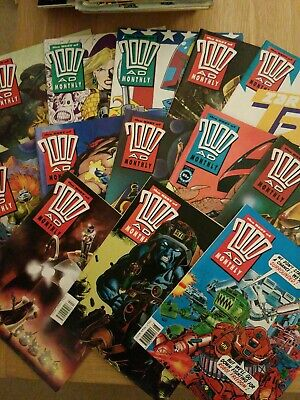 The Best of 2000AD Monthly - Nos 59 - 71
