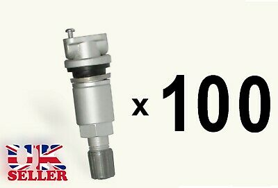 *SELL* 100 x TPMS REPLACEMENT VALVES UKSN-01