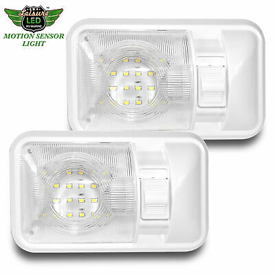 Model #PY-834 LOT OF 2 LED 12V RV Closet Convenience Light  by PAI YING Ent Co