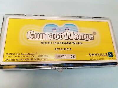 Danville Contact Wedge Kit (Elastic Interdental Wedge)