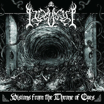 Idolatry - Visions from the Throne of Eyes [New CD] Explicit