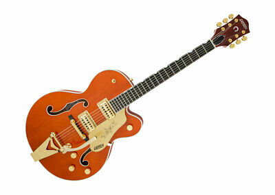 Gretsch G6120T Players Edition Nashville String-Thru Electric Guitar Gently Used
