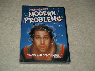 Modern Problems Chevy Chase Dabney Coleman Patti D