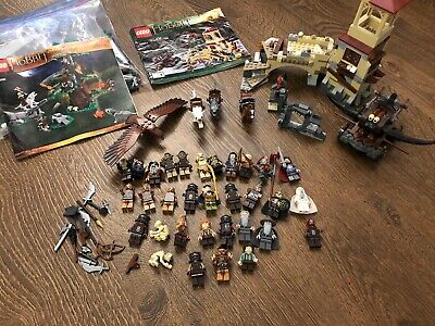 LOTR lord of the rings Hobbit LEGO LOT