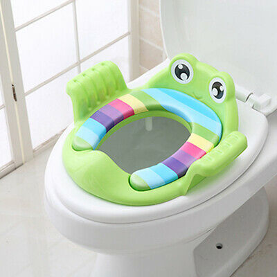 Kids Baby Toddler Toilet Children Pee Training Potty Seat Chair Trainer
