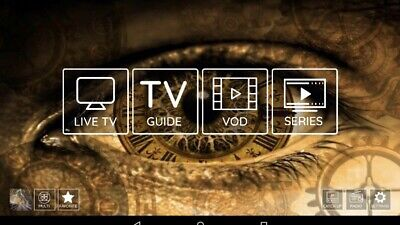 Usa/Ca/Uk Iptv Year Services