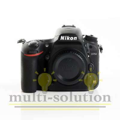 Véritable Nikon D750 Digital SLR Camera Body Only