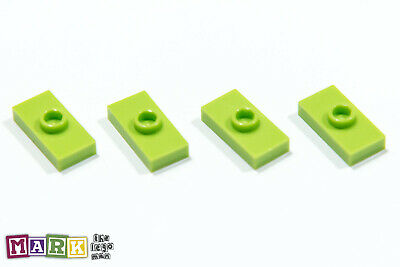 LEGO New Lot of 4 Blue 1x6 Plate Flat Creator Building Pieces