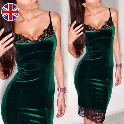 Fashion Women Sleeveless Lace Bodycon Casual Party Evening Cocktail Mini Dress