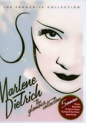 Marlene Dietrich: The Glamour Collection (Morocco/ Blonde Venus/ Devil...