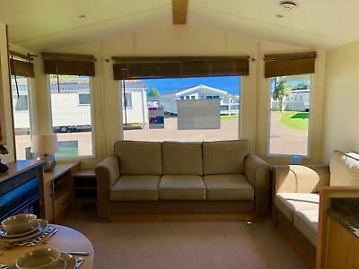 Static Caravan Holiday Home for Sale, right on the Norfolk Coast