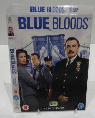 Blue Bloods Season.6 - Dvd Cardboard Slipcover Only