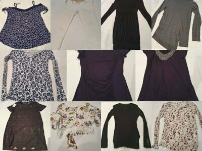 Build your own Bundle/Maternity Clothes/Size 10 to 12