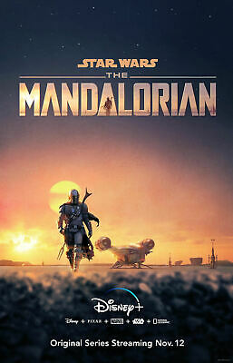 "The Mandalorian ( 11"" x 17"" ) Movie Collector's Poster Print - B2G1F"