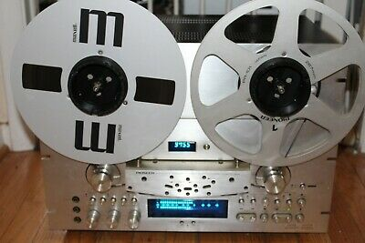 Pioneer Rt-909 Reel To Reel Tape Deck Nice  Condition Just Serviced