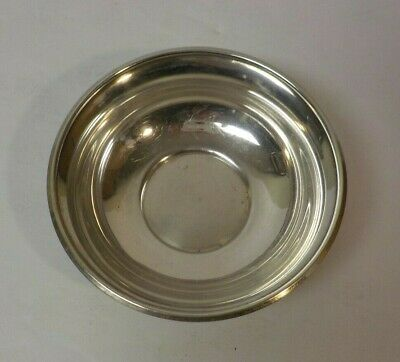 """TOWLE Sterling Silver 3.75"""" Nut Dish / Bowl #514, 45 grams"""