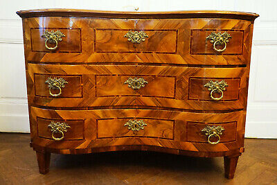 Barock Rokoko Kommode 1770 Frankreich antique commode chest of drawers furniture