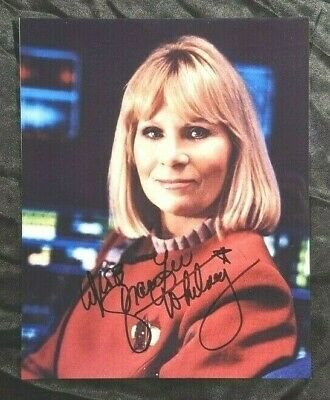 Grace Lee Whitney Janice Rand Star Trek Original Series Signed Photo 8X10 Auto