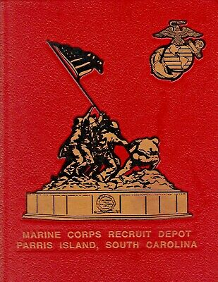 2006 Marines Yearbook - 1st Recruit Training Battalion - ALL NAMES IN LISTING!