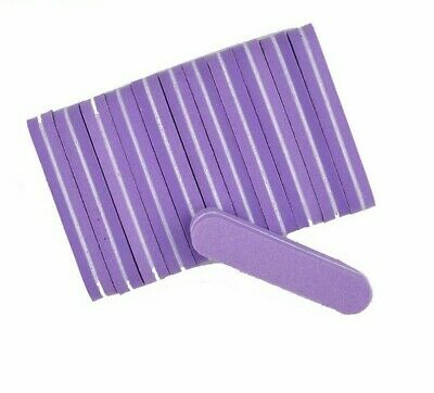 Professional Mini Nail Files Buffers High Quality Emery Boards Sanding Nails Art