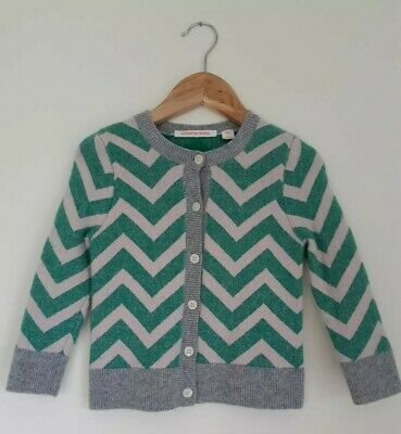 Country Road Girls Cardigan Knit - Size 2