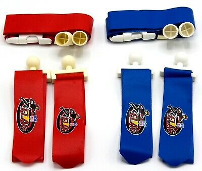 Official NFL Flag Football Belt + Flags Set Brand New Kids Adult Youth Fast Ship