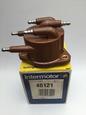 New Genuine INTERMOTOR Ignition Distributor Cap 46121 New (old stock)