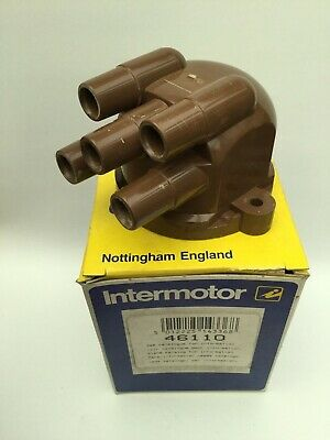 NEW  INTERMOTOR Ignition Distributor Cap 46110 New old stock
