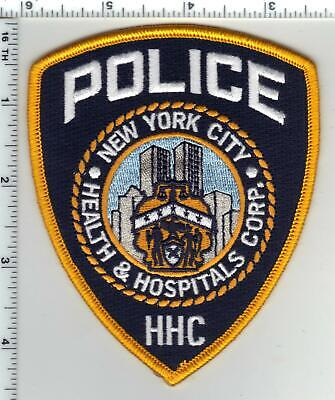 Bolton Police New York 1st Issue Shoulder Patch