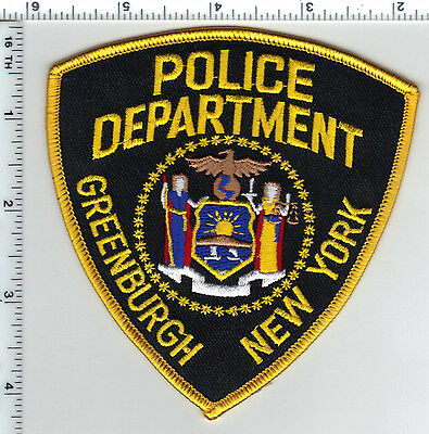 New York Shoulder Patch Bedford Police new from the 1980/'s