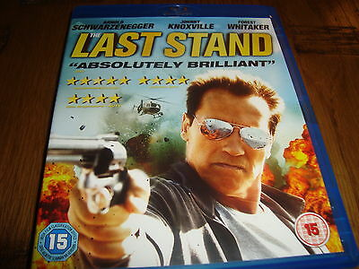 The Last Stand (Arnold Schwarzenegger) - Blu-Ray
