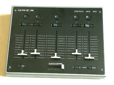 very good condition UHER MIXER mix 500