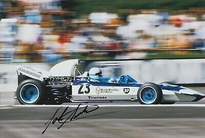 John Surtees Hand Signed 12x8 Photo - F1 Autograph 3.
