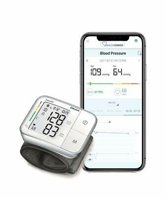 Beurer Bluetooth Smart, Wireless & Automatic Wrist Blood Pressure Monitor