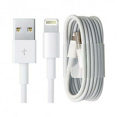CAVO DATI USB RICARICA LIGHTNING ORIGINALE IPHONE 5 5S C 6 6S 7 8 X PLUS Ipad