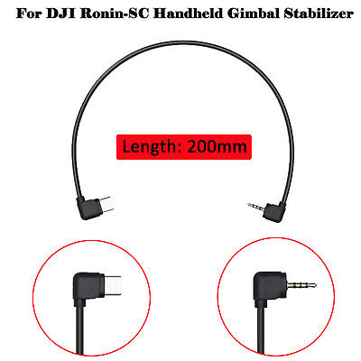 200MM Control Cable Accessory for DJI Ronin-SC RSS-P Cable to Panasonic Cameras