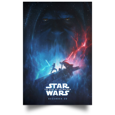 Star Wars The Rise Of Skywalker (2019) Poster Size 16×24 24×36