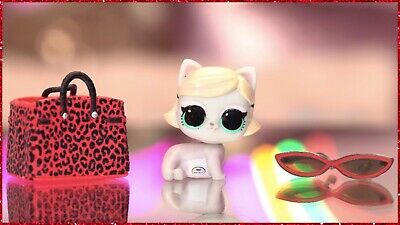 LOL Surprise Lils PAWS IF Kitty Cat Makeover Series Wave 2 Hairgoals New Sealed