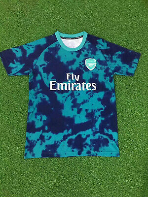 Arsenal Trianing Football Jersey 19/20 Shirt Fan Edition Top Soccer Tee S-XL