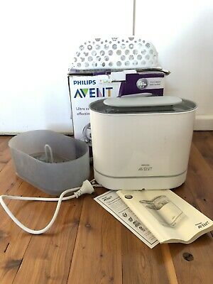 Philips AVENT 4in 1 electric steam sterilister