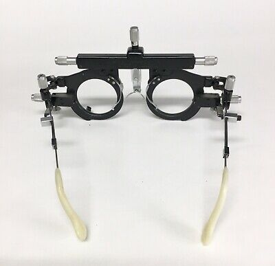 2 AO Ophthalmic Manual Optical Vision Tester American Optical
