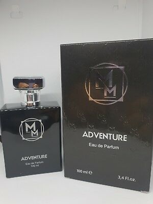 Profumo MM ADVENTURE 100 ML edp simil CREED AVENTUS + OMAGGIO