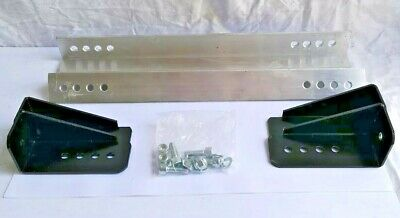 Sparco 00495 Universal Seat Base Mounts - Direct Fit For Renault 5 GT Turbo
