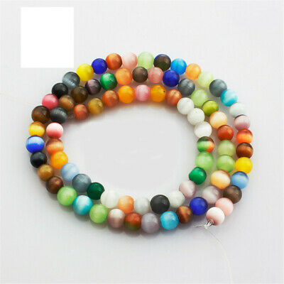 Nature Colorful Opal Beads Diy Accessories Gemstone Healing Top Styles
