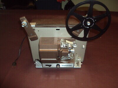 VINTAGE BELL HOWELL Autoload 8MM Super 8 Model 456 Movie